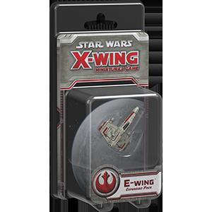 Star Wars X Wing E-Wing 1E