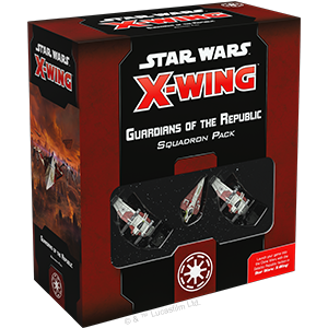 Star Wars X Wing Guardians Of The Republic