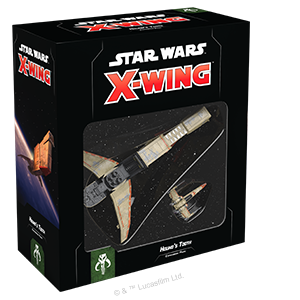 Star Wars X Wing Hounds Tooth