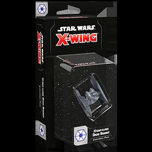 Star Wars X Wing Hyena Class Droid Bomber