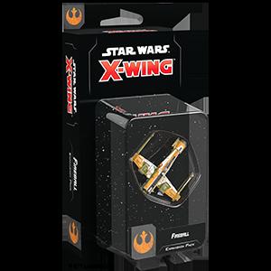 Star Wars X Wing Fireball