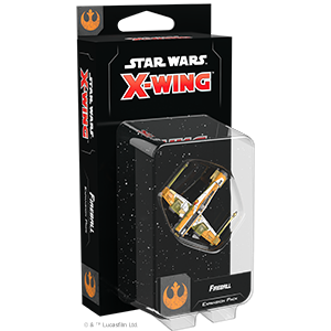 Star Wars X Wing Fireball