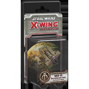 Star Wars X Wing M3-A Interceptor 1E