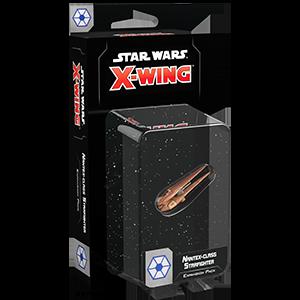 Star Wars X Wing Nantex-class Starfighter