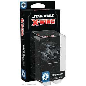 Star Wars X Wing TIE/D Defender