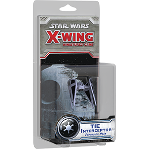 Star Wars X Wing TIE/IN Interceptor 1E