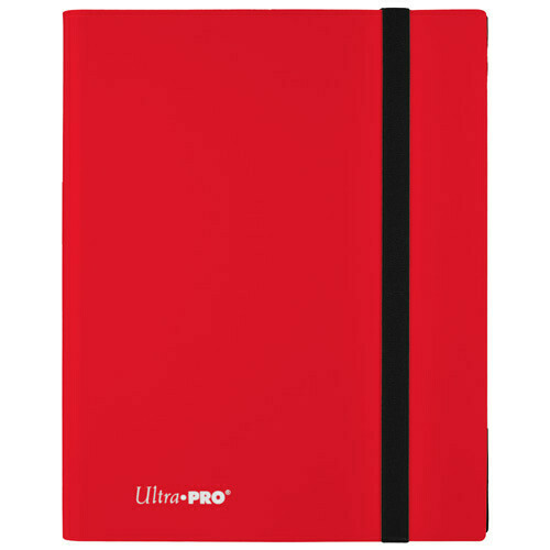 Ultra Pro ProBinder Apple Red