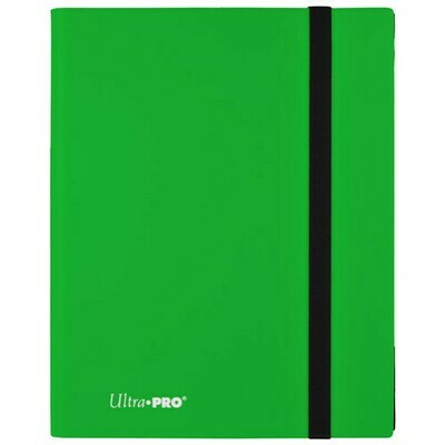 Ultra Pro ProBinder Green