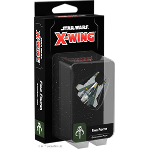 Star Wars X-Wing Fang Fighter