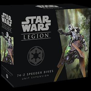 Star Wars Legion 74-Z Speeder Bikes