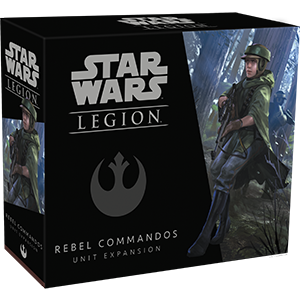 Star Wars Legion Rebel Commandos