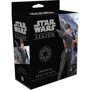 Star Wars Legion Imperial Specialists