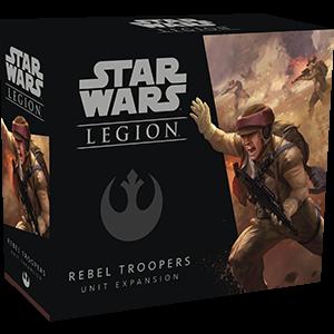 Star Wars Legion Rebel Troopers