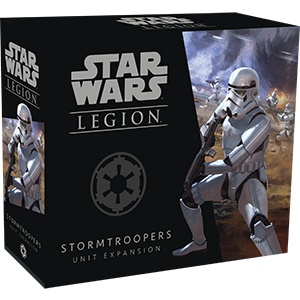 Star Wars Legion Stormtroopers