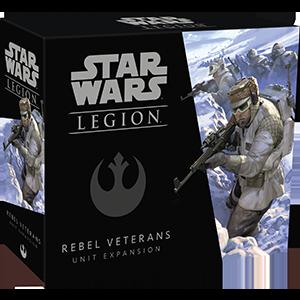 Star Wars Legion Rebel Veterans