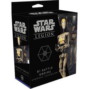 Star Wars Legion B1 Battle Droids Upgrade Pack