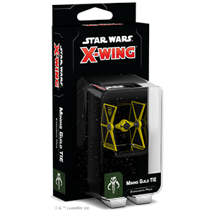 Star Wars X Wing Mining Guild TIE