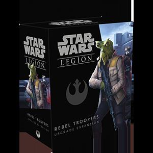 Star Wars Legion Rebel Troopers Upgrade Pack