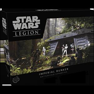 Star Wars Legion Imperial Bunker
