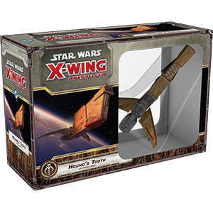 Star Wars X Wing Hounds Tooth 1E