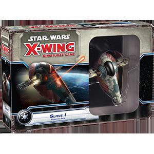 Star Wars X Wing Slave I 1E