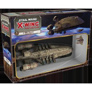 Star Wars X Wing C-ROC Cruiser 1E