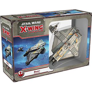 Star Wars X Wing Ghost 1E