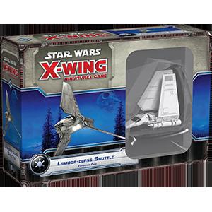 Star Wars X Wing Lambda-Class Shuttle 1E