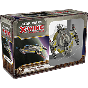 Star Wars X Wing Shadow Caster 1E
