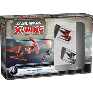 Star Wars X Wing Imperial Aces 1E