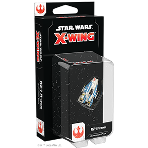 Star Wars X Wing RZ-1 A-Wing