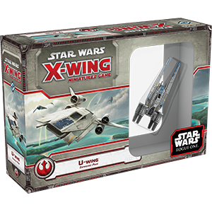 Star Wars X Wing U-Wing 1E