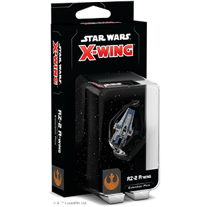 Star Wars X Wing RZ-2 A-Wing