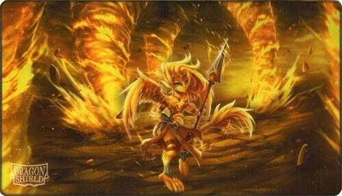 Dragon Shield Playmat Dorna Transformed