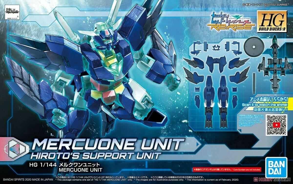 Mercuone Unit GBD