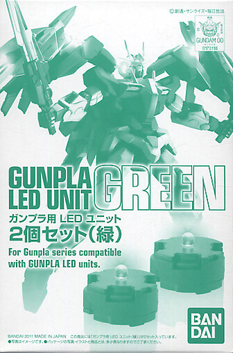 Green LED Set For MG 2 Pack