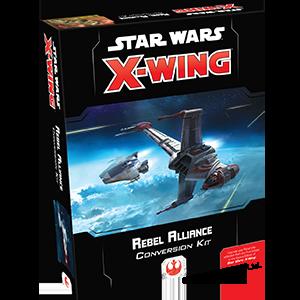 Star Wars X Wing Rebel Alliance Conversion Kit