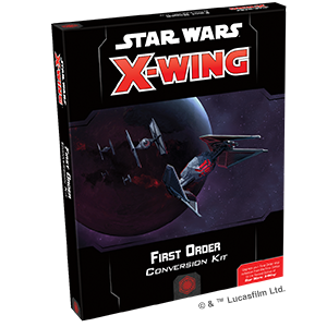 Star Wars X Wing First Order Conversion Kit