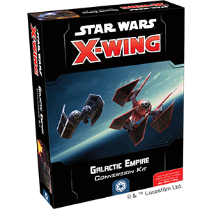 Star Wars X Wing Galactic Empire Conversion Kit