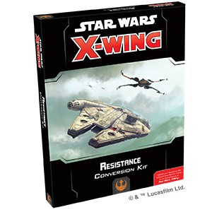 Star Wars X Wing Resistance Conversion Kit