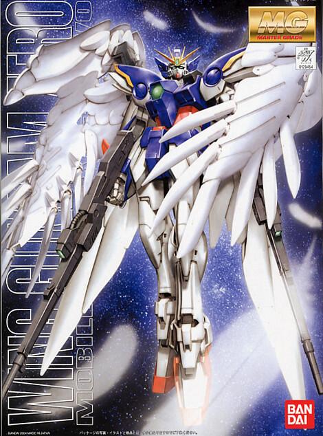 MG Wing Gundam Zero EW