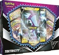 Pokemon TCG Toxtricity V Box