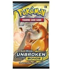 Pokemon TCG Unbroken Bonds