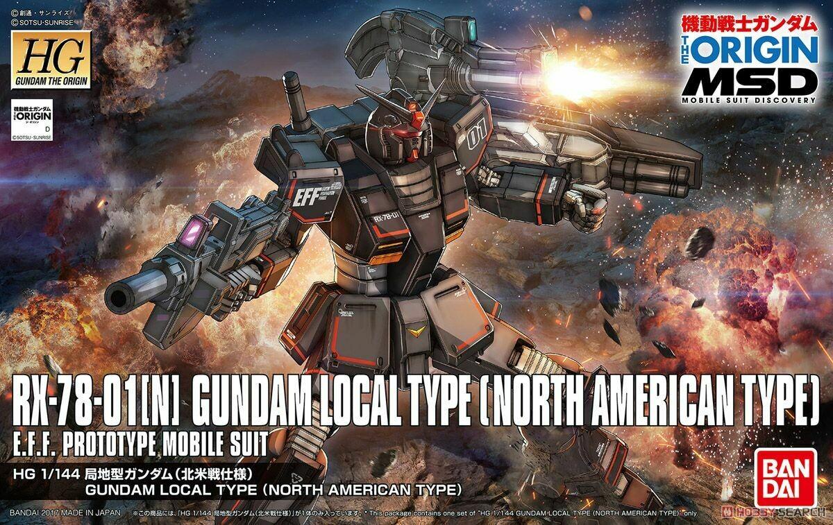 HG Gundam Local Type