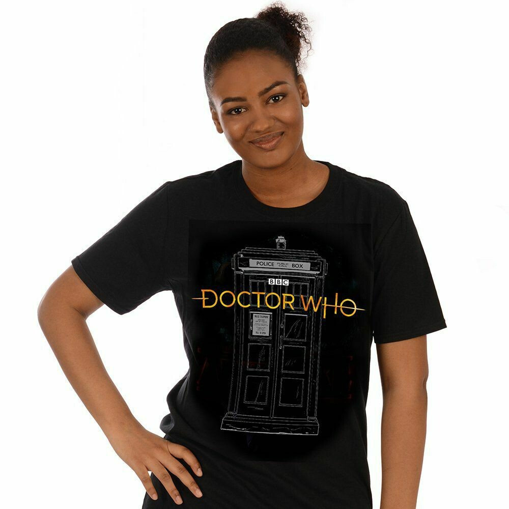 Doctor Who 13th Doctor Tardis S