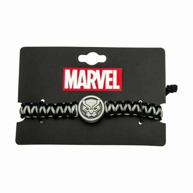 Black Panther Paracord Bracelet