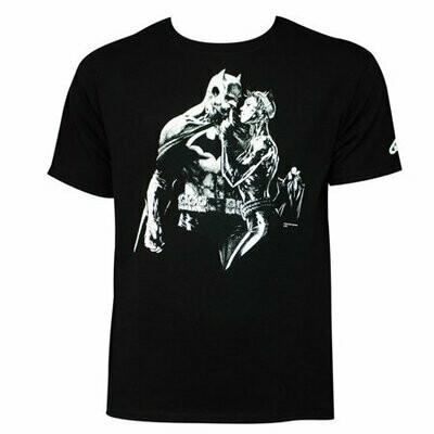 Batman: Hushhhhh T-shirt L