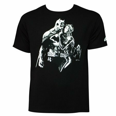 Batman: Hushhh T-shirt XL