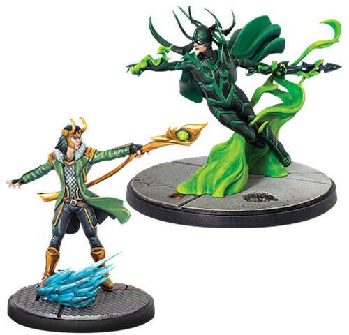 Crisis Protocol Loki & Hela