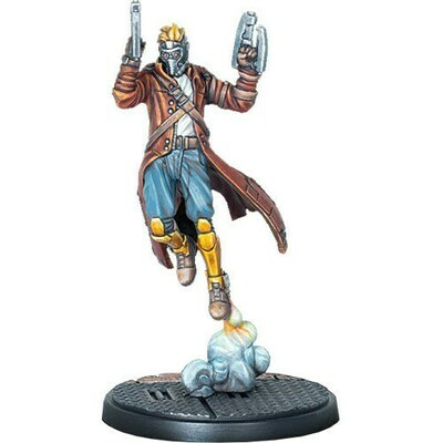 Marvel Crisis Protocol Star Lord